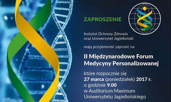 Forum Medycyny Personalizowanej