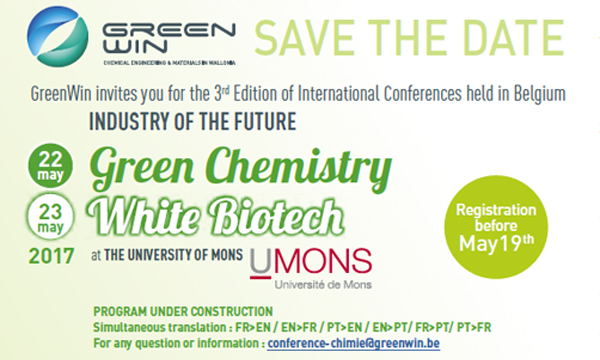 Green Chemistry and White Biotechnology