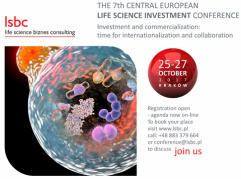 Seventh Central European Life Science Investment Conference
