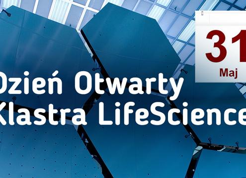 Dzień Otwarty Klastra LifeScience Kraków