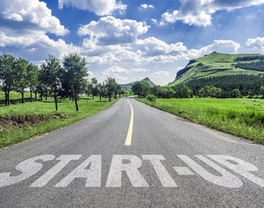 Startup Road