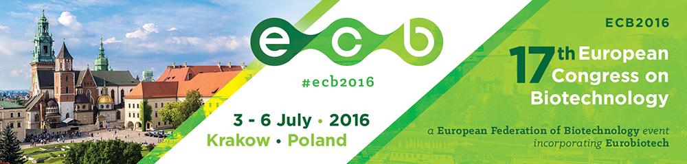 Europejski Kongres Biotechnologii, Kraków 3-6.07.2016