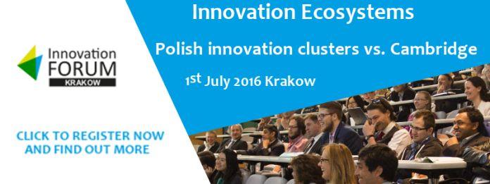 Konferencja Innovation Ecosystems
