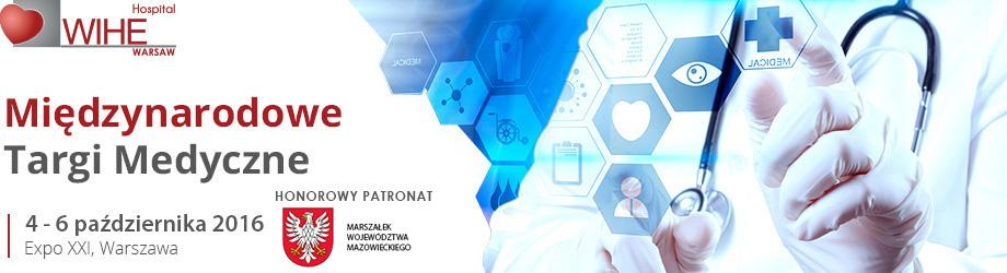 Rozmowy handlowe podczas IV edycji Targów Medycznych