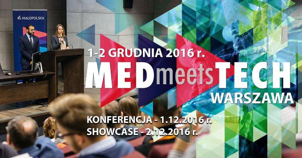 Konferencja MEDmeetsTECH 2