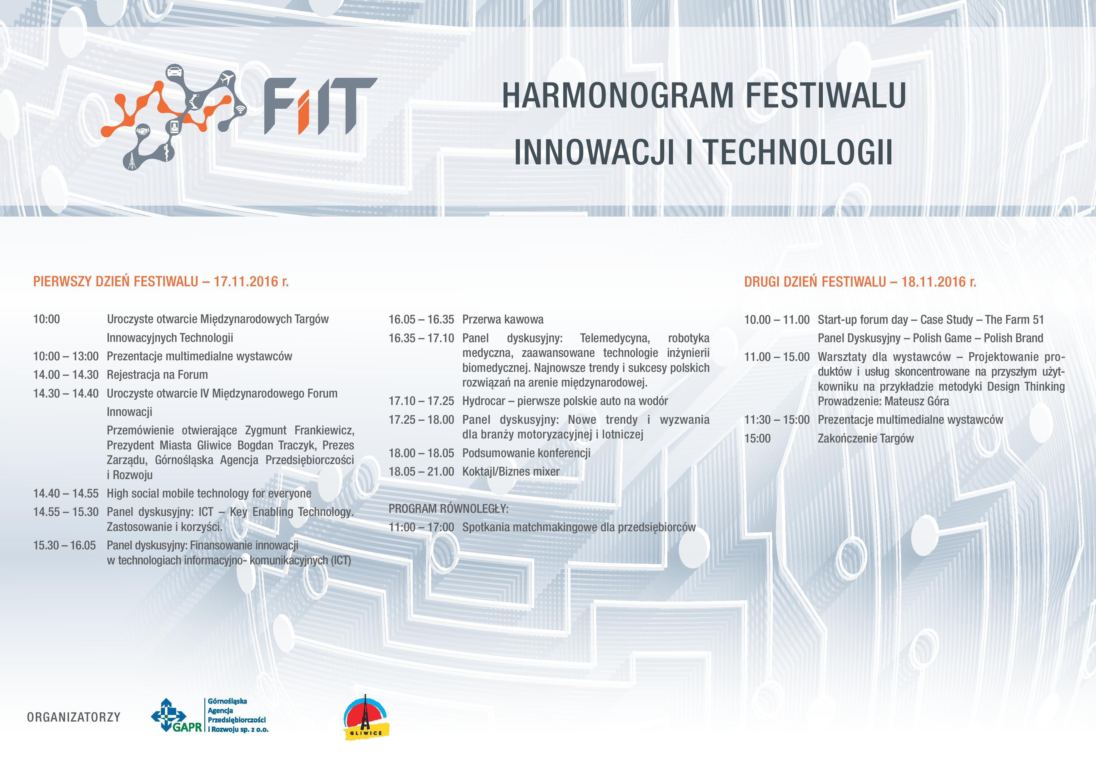 Festiwal Innowacji i Technologii