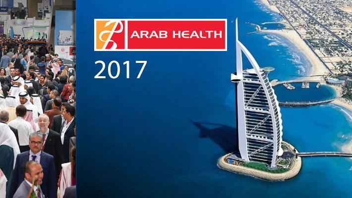 Targi Arab Health 2017