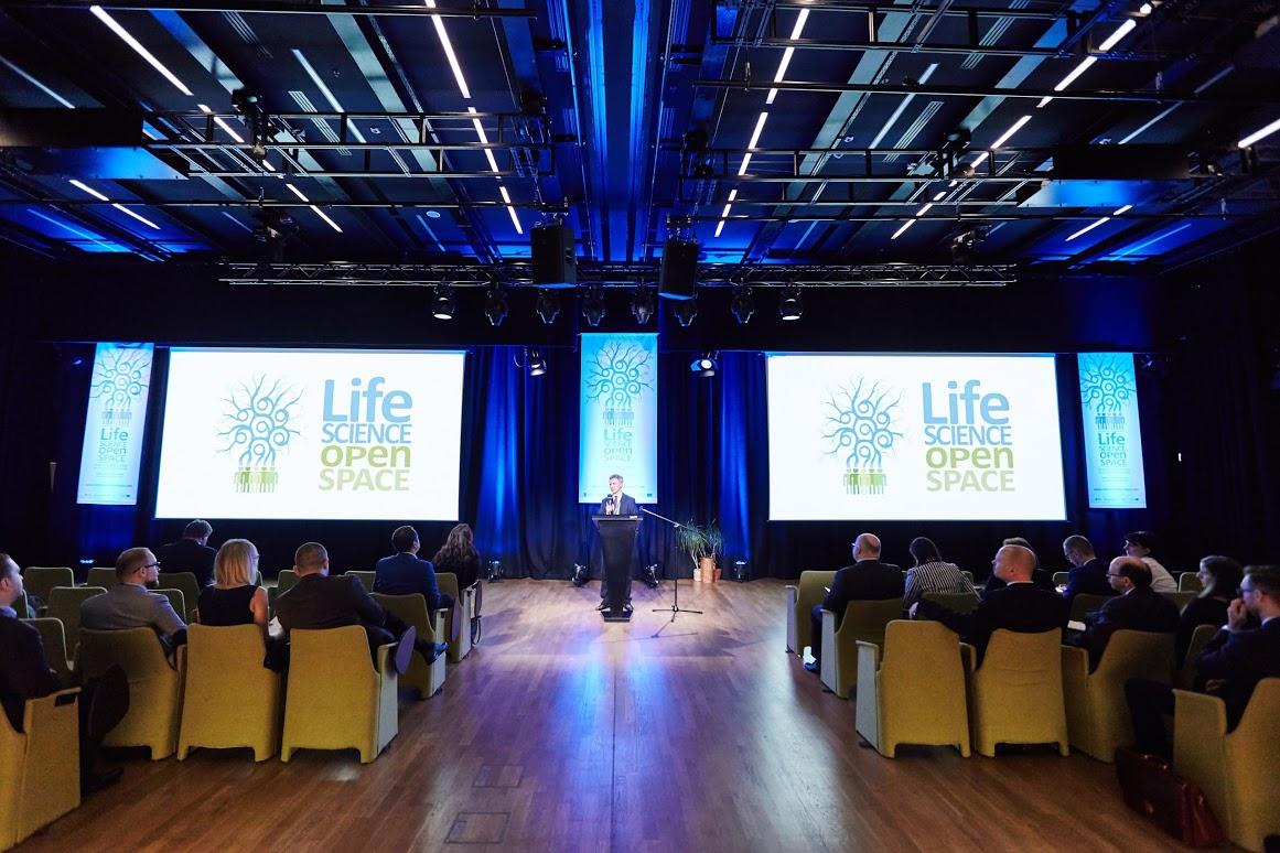 Life Science Open Space za nami