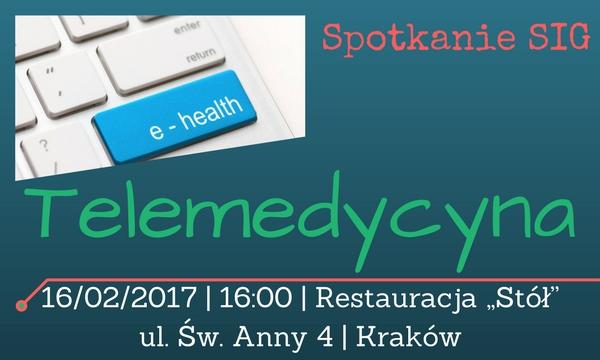 Spotkanie SIG Telemedycyna