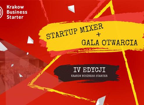 Gala otwarcia konkursu Kraków Business Starter 2017