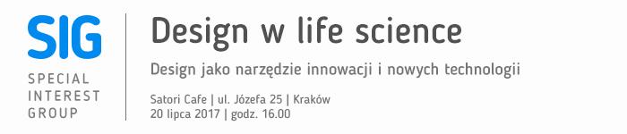 Design w life science