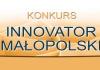 Konkurs Innovator Małopolski