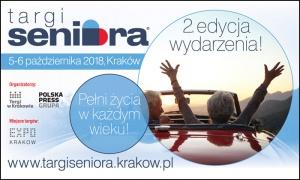 2. Targi Seniora w Krakowie @ Targi w Krakowie   Kraków   małopolskie   Polska