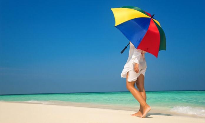 Nanocząstkowy parasol