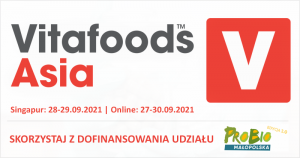 #VitaFoods Asia 2021