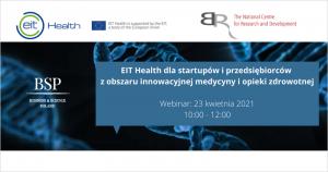 Jak EIT Health wspiera projekty z obszaru innowacyjnej medycyny i opieki zdrowotnej?