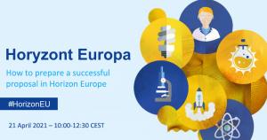 Program Horizon Europe – jak dobrze przygotować wniosek i odnieść sukces